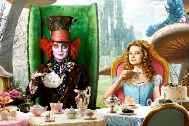 Alice e il cappellaio matto 1 verdechiaro edizioni - Alice dentro lo specchio ...